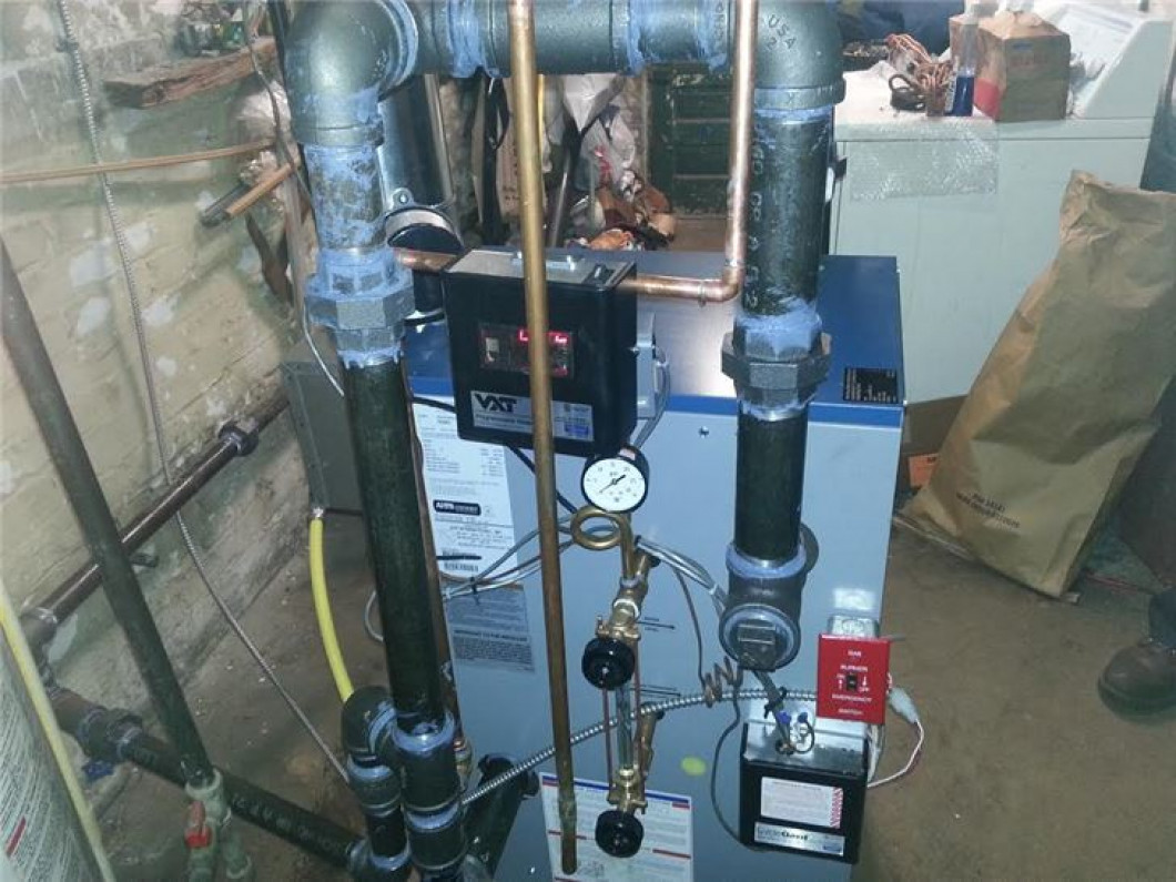 GAS FURNACE INSTALLATION, REPAIR, AND MAINTENANCE